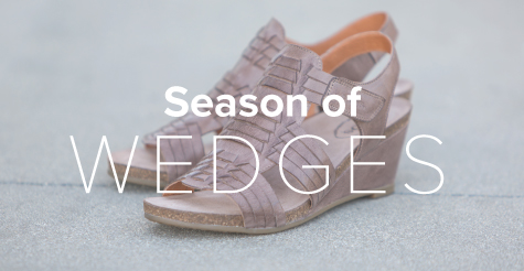 Season of Wedges