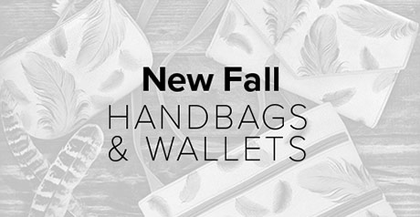 New Fall Handbags and Wallets