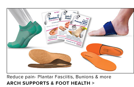 Reduce pain for plantar fasciitis and more - Shop Foot Health