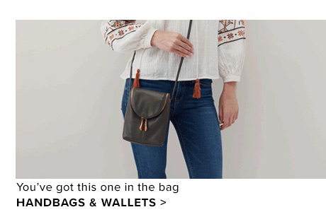 This one is in the bag - Shop Handbags