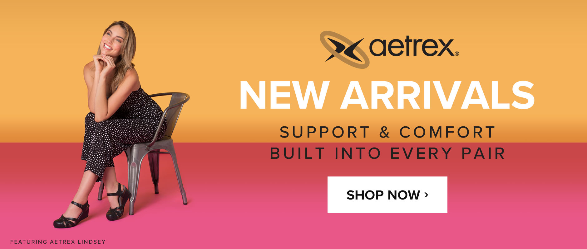 New from Aetrex