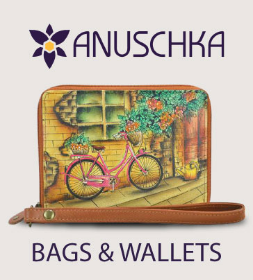 Anuschka Handbags and Wallets