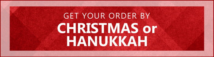 Getting Your Order by Christmas