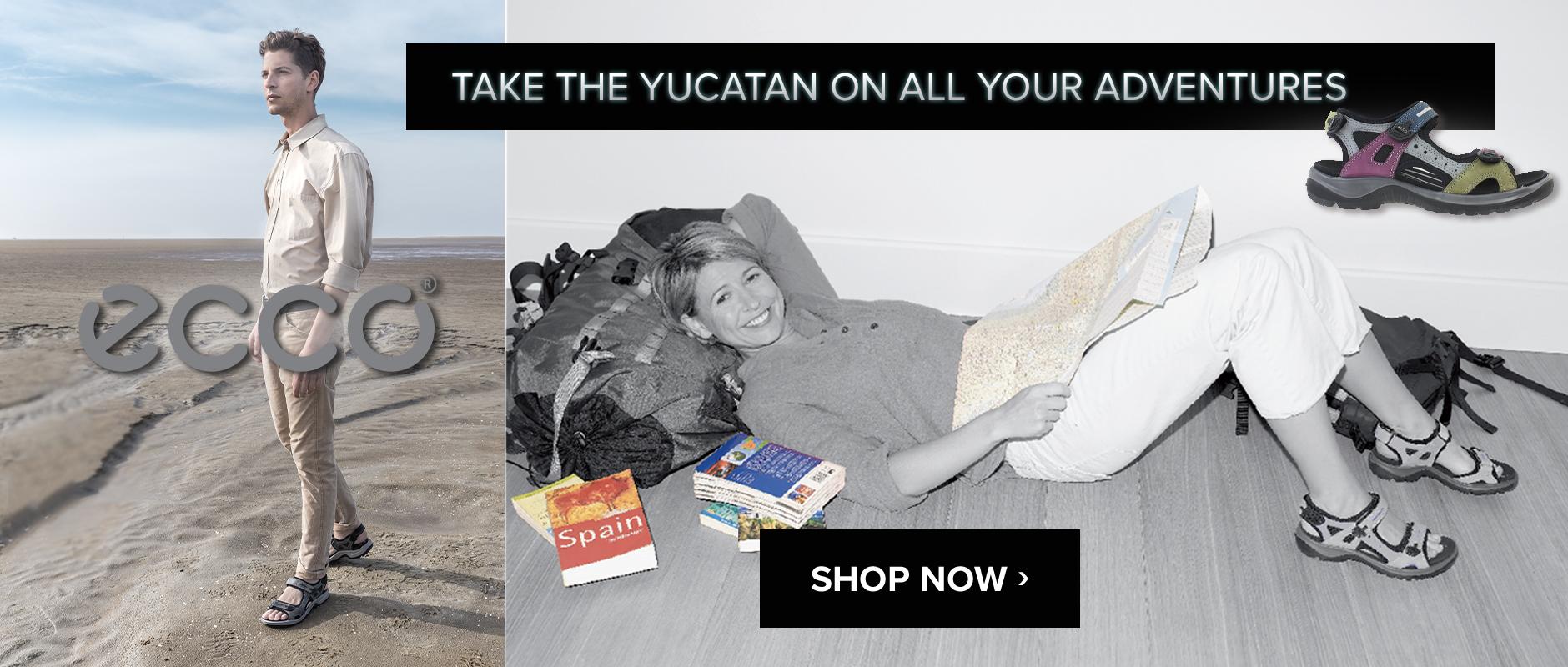 Ecco Yucatan