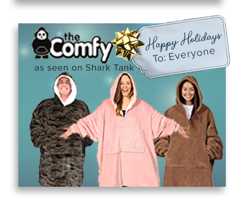 The Comfy Blankets