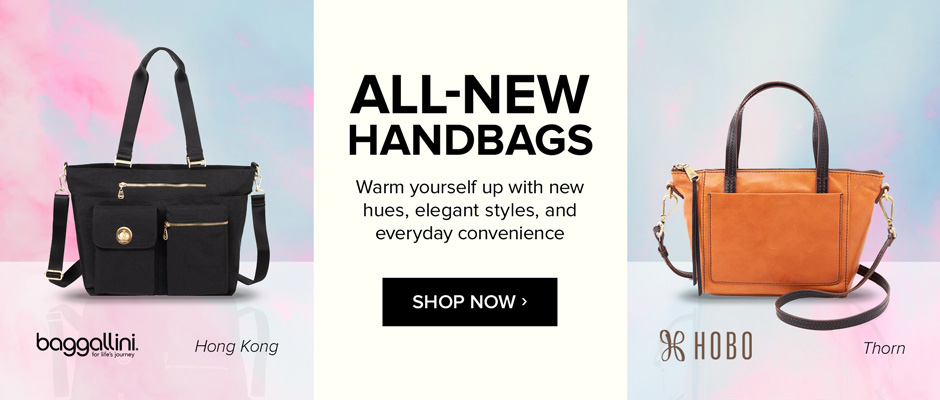 New Handbags are Here