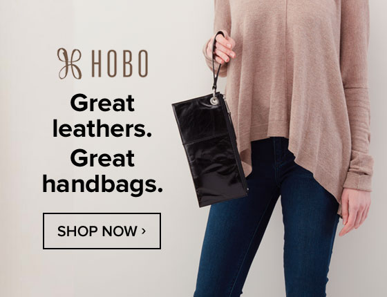 Hobo International: Great leathers. Great handbags.