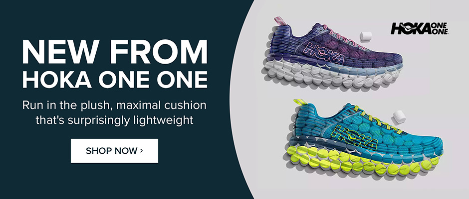 New from Hoka One One