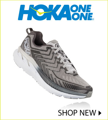 New Men's Shoes from Hoka One One