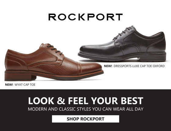 Rockport: Look and Feel Your Best