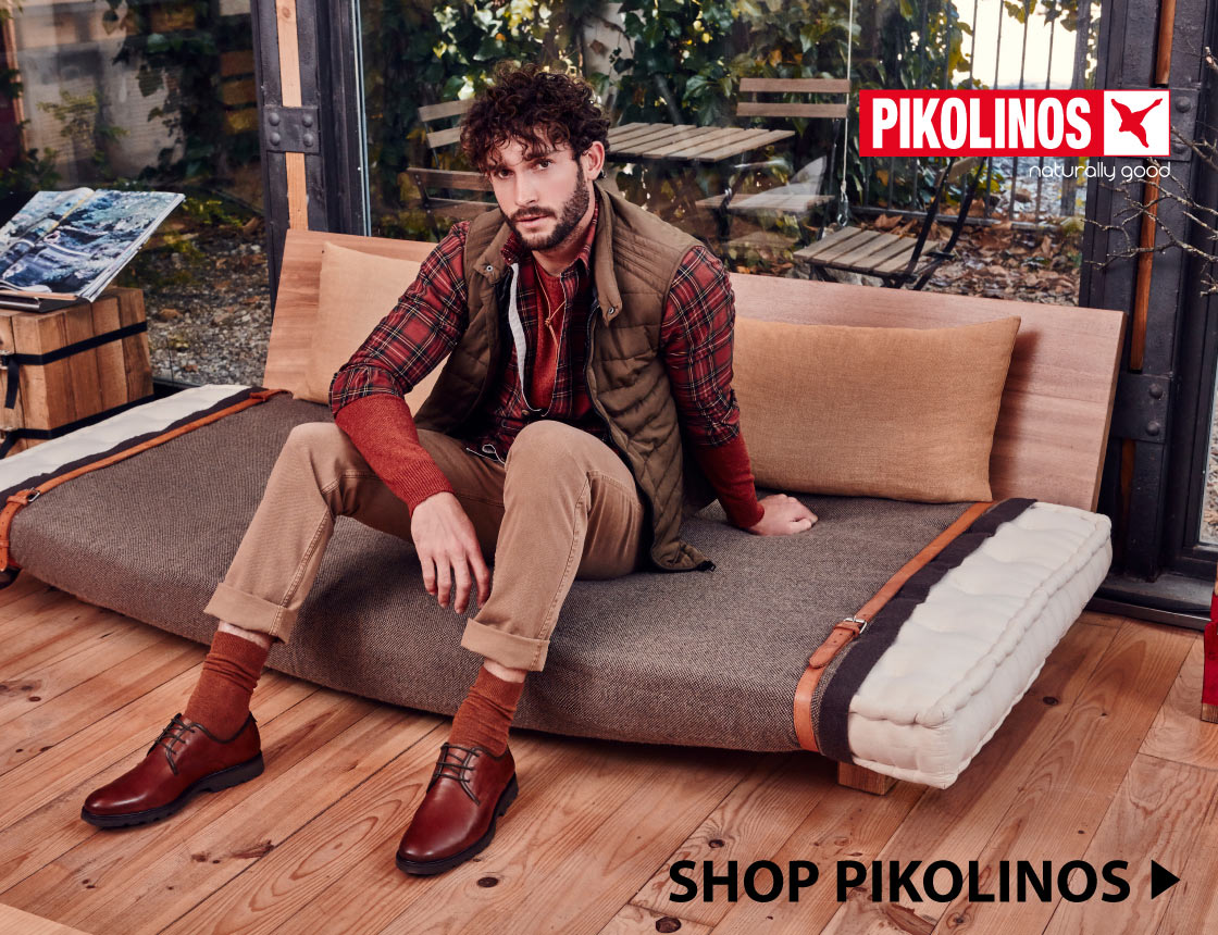 Men's Shoes from Pikolinos