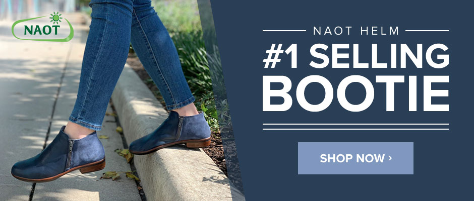 Naot Helm: #1 Selling Bootie