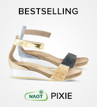 Bestselling Naot Pixie