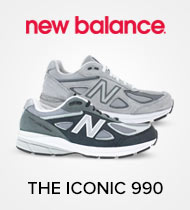 The Iconic New Balance 990