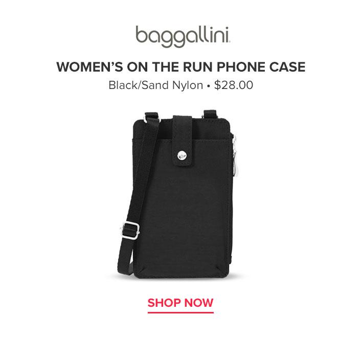 Baggallini Women's On The Run Phone Case