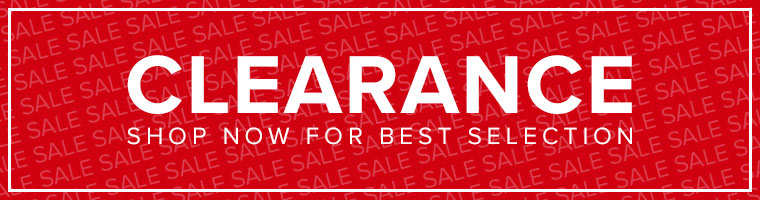 Clearance: Shop now for best selection