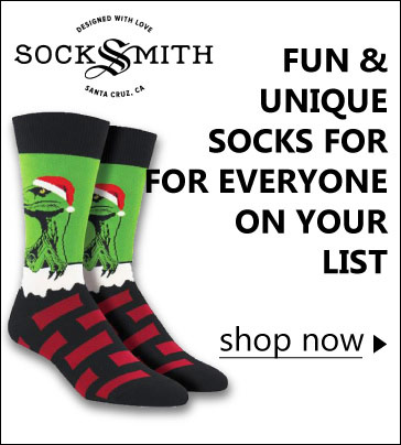 Socksmith: Fun Socks for Everyone on Your List