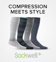 Sockwell: Compression Meets Style