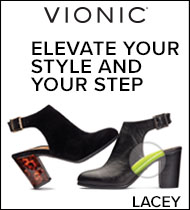 Introducing Vionic Lacey