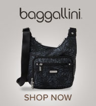 Baggallini Handbags and Wallets