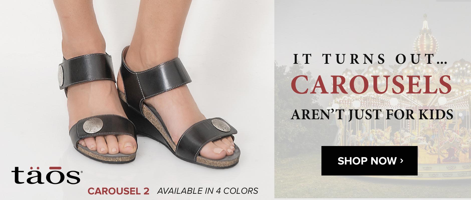 Taos Carousel Sandals