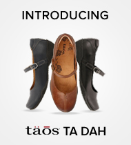 Introducing Taos Ta Dah