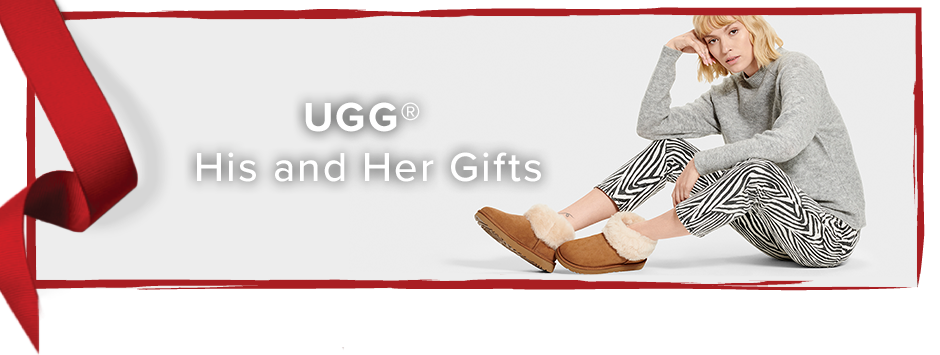 UGG His and Her Gifts