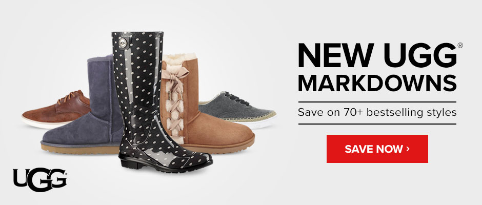 New UGG Markdowns: Save on 70+ bestselling styles