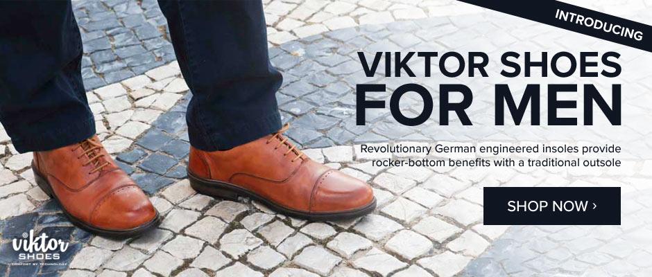 Introducing: Viktor Shoes for Men