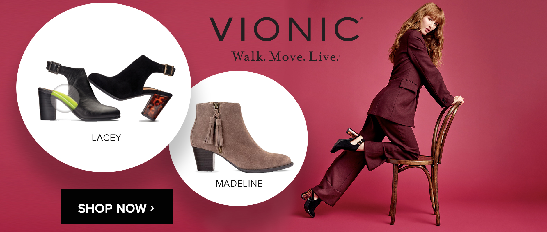 Vionic Shoes New Arrivals