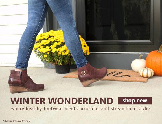 Winter Wonderland: NEW for Women